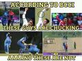 হঠাও ভারত, বাঁচাও ক্রিকেট